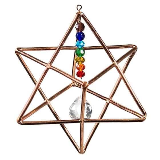 Merkaba chakrakivillä, Merkabah healing crystals help to activate your astral or light body